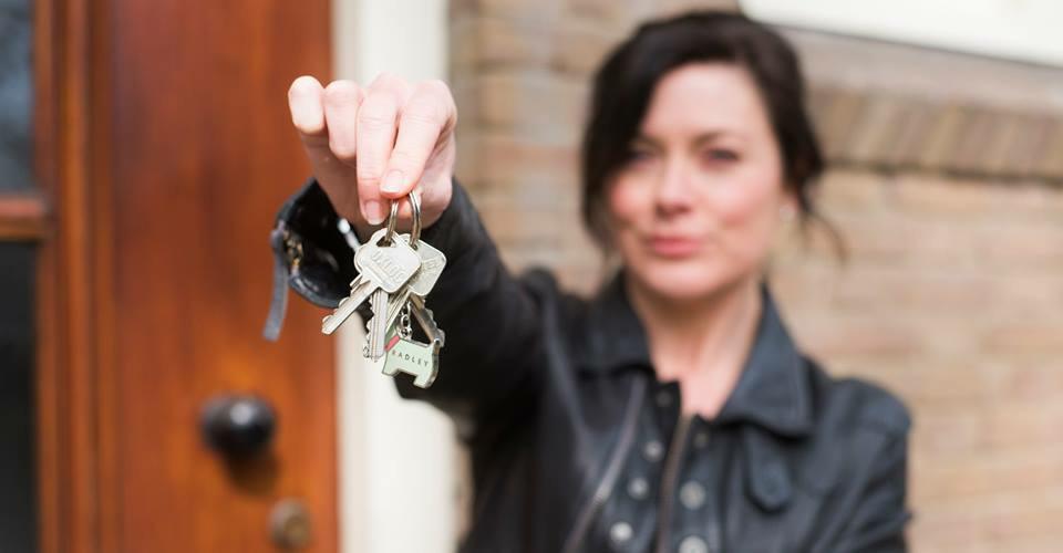 gebruik van overwaarde bij aankoop nieuwe woning